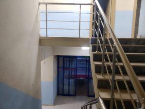 Yatay Emniyetli Paslanmaz Merdiven Korkuluğu (1)