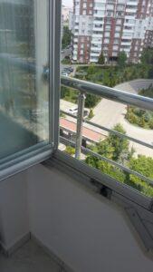 Paslanmaz Çelik Balkon Korkuluğu (2)