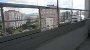 Paslanmaz Çelik Balkon Korkuluğu (3)