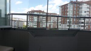 Paslanmaz Çelik Balkon Korkuluğu (4)