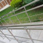 Paslanmaz Çelik Engelli Korkuluğu (8)