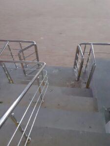 Paslanmaz Çelik Kapı (1)