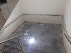 Paslanmaz Çelik Merdiven Korkuluğu (13)