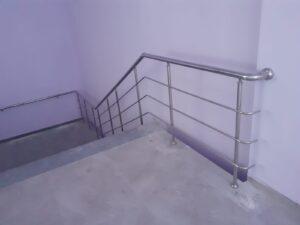 Paslanmaz Çelik Merdiven Korkuluğu (18)