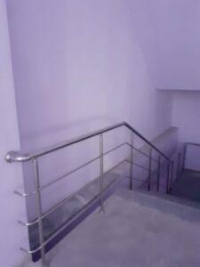 Paslanmaz Çelik Merdiven Korkuluğu (19)