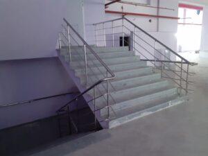 Paslanmaz Çelik Merdiven Korkuluğu (20)