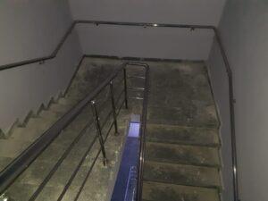 Paslanmaz Çelik Merdiven Korkuluğu (22)