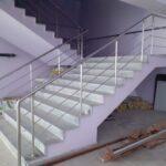 Paslanmaz Çelik Merdiven Korkuluğu (6)