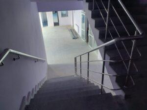 Paslanmaz Çelik Merdiven Korkuluğu (8)